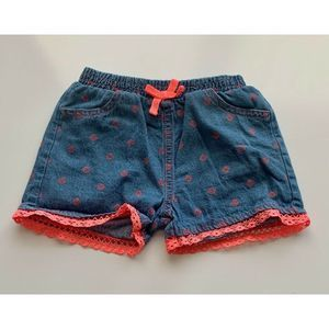 The Children's Place Girls Shorts Lace 6